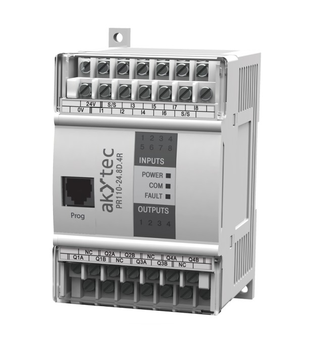 PLC without screen