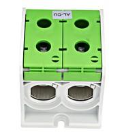 AlCuTerminal1pDouble green,300mm²