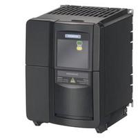 Siemens MICROMASTER 440 6SE6440-2AD23-0BA1 frekvenču pārveidotājs 3kWWITH BUILT-IN CLASS A FILTER 3AC 380-480 V +10/-10% 47-63 HZ CONSTANT TORQUE POWER 3 KW OVERLOAD 150% 60 S, 200% 3 S 202 X 149 X 172 (H X W X D) IP20