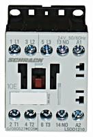 Contactor 5,5kW / 12A AC-3, 24VAC, 50Hz, w. 1 N/O