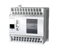 PR114-224.8D.4A.4R.RRII-RTC Programmable Relay, 24VDC and 230VAC, 8DI + 4AI + 6DO + 2AO (4-20 mA), Real Time Clock