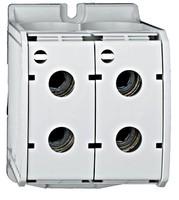 AlCuTerminal1pDouble grey,300mm²