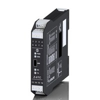 8-CH thermocouple input module / RS485 ModBUS RTU, Micro USB port