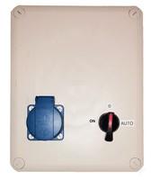 LEVEL-2 Līmeņa kontroles vadības bloks ar attālināto vadību