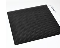 SM 8/BK  1000 x 1000 mm safety mat ( stock)