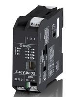 Z-KEY-MBUS M-BUS <-> ModBUS RTU/TCP-IP protocol Converter