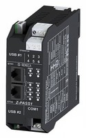 Industrial Gateway Ethernet - Serial, advanced