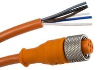 Konektori ar kabeļiem